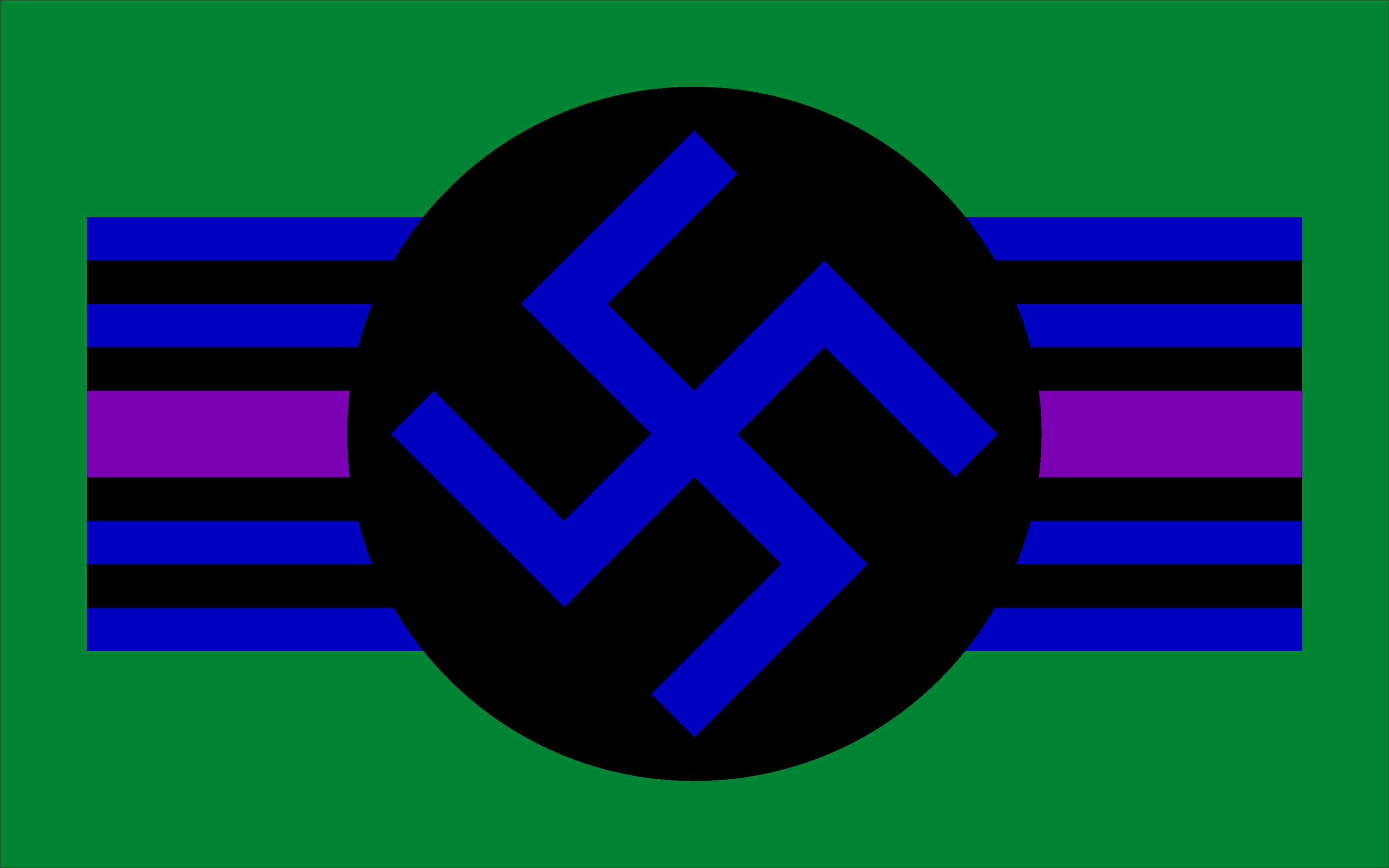 Aval Flag, AvAlne, parallel universes, equivalent parallel universes, First Beginning, Genesis, swastika